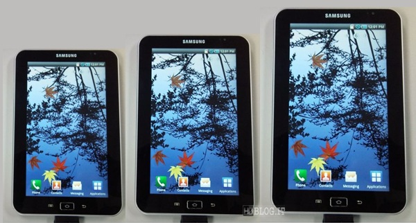 Samsung lancia il suo tablet Android