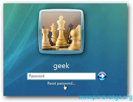 Resettare password di Windows