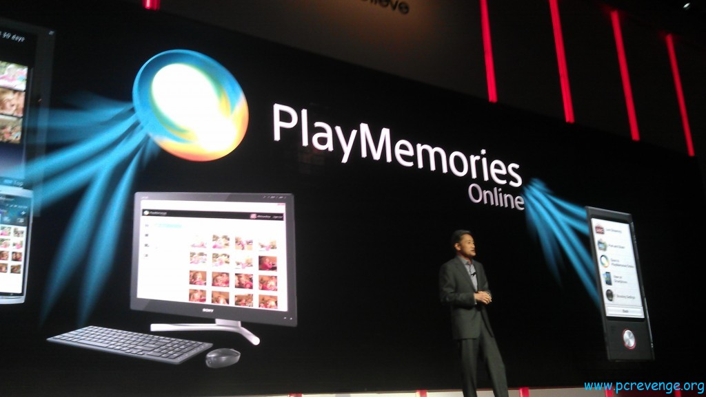 PlayMemories Studio per PS3 disponibile