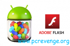 Come installare Adobe Flash Player su Jelly Bean