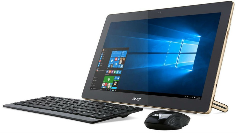 Acer Aspire Z3-700: a metà tra un PC all-in-one e un tablet