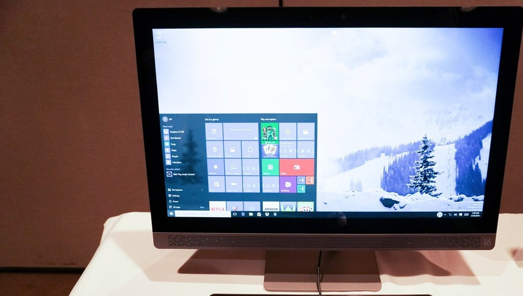 HP rilascia un nuovo all-in-one Pavilion basato su Windows 10